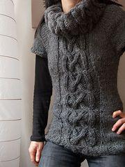Ravelry: MiaKia's Chunky braided cowl