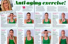Face Yoga as anti-aging exercise! ... Worth a try! | faceyogaexpert.com
