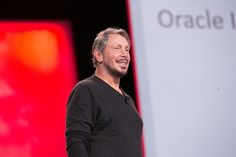 Larry Ellison Challenges The Status Quo Of Computer Security
