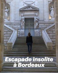 Activités originales et bonnes adresses à Bordeaux Bordeaux, Blog Voyage, Stairs, Ladders, Ladder, Staircases, Bordeaux Wine, Stairway, Stairways