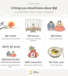 6 Things you should know about 설날 (Korean Lunar New Year) Korean Words Learning, Korean Language Learning, Learn A New Language, Korean New Year, Lunar New Year Korea, Korean Holidays, Learn To Speak Korean, Korean Crafts, Korean Phrases