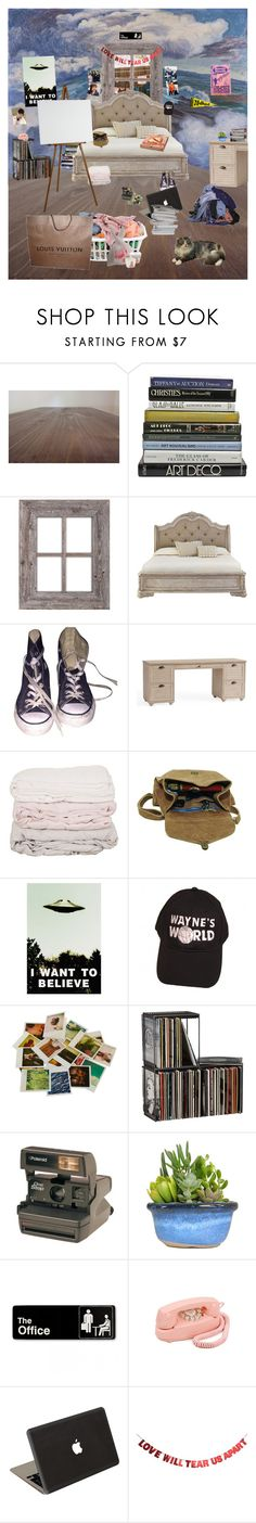 """- ̗̀IF I HAD MY OWN HOME ̖́-"" by pop-punk-pizza-party-massacre ❤ liked on Polyvore featuring interior, interiors, interior design, home, home decor, interior decorating, Converse, Pottery Barn, Maison d'usQ and Laundry"