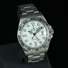 Rolex Explorer Ii, Rolex Watches, Accessories