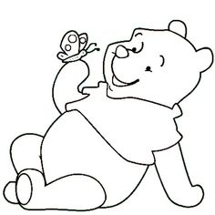 32 Best Winnie The Pooh Disegni Da Colorare Images Coloring Pages