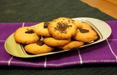 Citromos-kókuszos zabpehelykeksz Healthy Recipes, Healthy Meals, Muffin, Sweets, Cookies, Breakfast, Food, Clean Eating, Crack Crackers