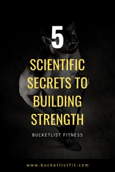 Disover what it takes for you to build strongman like strength. These scientifically backed methods will improve your diet and training to really target improvements to your strength. Click the link to learn more... Endurance Training, Strength Training Workouts, Muscle Building Tips, Build Muscle, Group Fitness, Wellness Fitness, How To Build Strength, Compound Lifts, Study Test