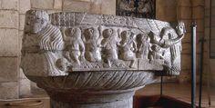 02.020.0450.19437.07109.2760 Fonts baptismaux de Saint-Etienne-de-Châlons-en-Champagne
