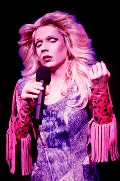HEDWIG Origin Of Love, John Cameron Mitchell, Musical Theatre Broadway, Rainbow Makeup, Hedwig, Drag Queens, Actresses, Persephone, Actors