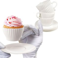 8pc Bake and Serve Tea Cup Molds : $7.64 + Free S/H (reg. $24.99) http://www.mybargainbuddy.com/8pc-bake-and-serve-tea-cup-molds-12-99-free-sh