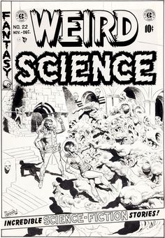 wally wood - Google Search