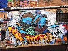 Art Alley: Rapid City's Hidden Treasure #VisitRapidCity #ArtAlley