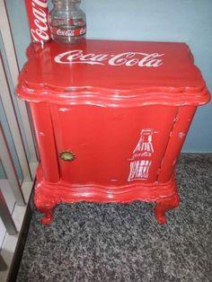 Coca - Cola table