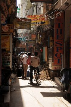 New Delhi, India. the cruel home. millions of memories. constrasts. luxury. poverty. the posh. beggars. hijras. lost. danger. rapes. extreme tension. dirt. noises. distance. immortality of happening. dark. cold. hot. flooded
