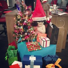 merry #xmas from @klout! --@claytonsu