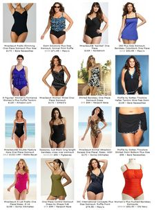 Plus Size Swimwear / Curvy Swimsuit Curvy Swimwear, Plus Size Swimwear, Swimsuits, Chic And Curvy, Positive Body Image, Curvy Plus Size, Swim Wear, All Fashion, Plus Size Outfits