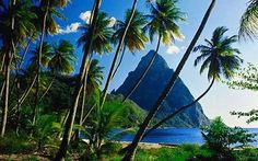 st. lucia...What more could you ask for? Maybe a plane ticket.