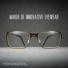 ee49703f4c We make innovative eyewear... using 3D printing and advanced technology.  Cool Glasses