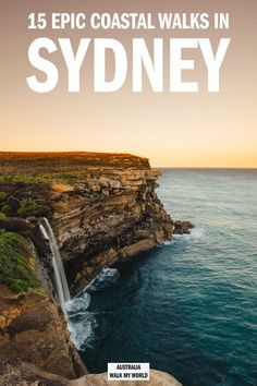 You're spoilt for choice when it comes to great Sydney coastal walks, with everything on offer from short easy strolls to longer half day hikes. If you're looking for panoramic ocean views, great whale watching opportunities and the chance to visit some of Sydney's most beautiful and secluded beaches we have you covered in this post. #Sydney #Australia Coast Australia, Sydney Australia, Places To Travel, Travel Destinations, Time Travel, Melbourne, Australia Travel Guide, East Coast Road Trip, Packing