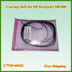 Super Quality 24inch  C7769-60182 New Plotter Carriage Belt For HP designjet 500 800 Plotterspare Parts