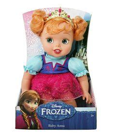 Another great find on #zulily! Disney Princess Frozen Anna Baby by Disney #zulilyfinds  $16.99 from 23.00