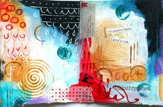 The Kathryn Wheel: Making journals