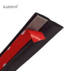 KAHNOS Z Seal Trim 3M Car Rubber Seal Filler Adhesive High Density Car Door Seal Strip Noise Insulation car accessories