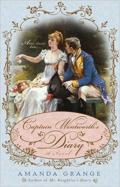 Persuasion from Captain Wentworth's point of view book by Amanda Grange