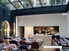 Hôtel Bachaumont, 75002 Paris #brunch
