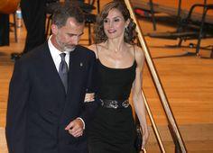 Los Reyes presiden el concierto de los Premios Princesa de Asturias 2016