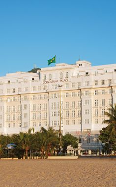 Love the Copacabana Palace