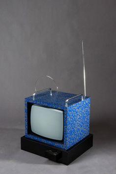 Ettore Sottsass television set for Brionvega