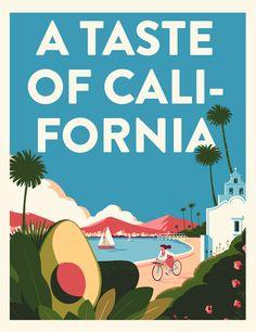 California Avocados advertising campaign