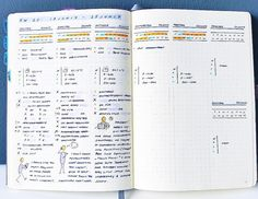 Es ist Halbzeit! It's halftime! I really enjoy this new layout I've been using. Biggest pro: It forces me to focus on main tasks and to keep everything simple Biggest con: There is very little space for details. But I'm going around this my rapid logging on the next page __ #germanbujojunkies #bujocommunity #bujolove #bujo #bujojunkies #bulletjournallove #bulletjournaljunkies #bulletjournal #bulletjournalweekly #planwithmechallenge #showmeyourplanner