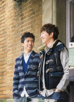 2pm the cute Twins *W*