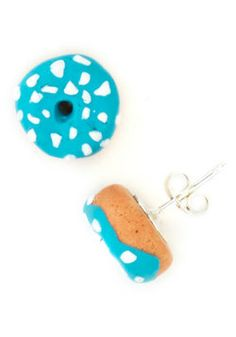 Go With the Donut Earrings