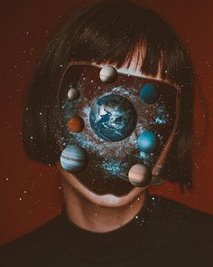 Psychedelic Portraits by Denis Sheckler – Fubiz MediaYou can find Surreal art and more on our website.Psychedelic Portraits by Denis Sheckler – Fubiz Media Art Inspo, Kunst Inspo, Psychedelic Art, Art Du Collage, Art Design, Graphic Design, Aesthetic Art, Lyrics Aesthetic, Cool Art