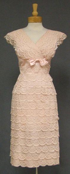♥ Vintage Lace Dress