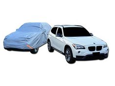 Water Proof Car Cover w/Mirror Pockets - Medium Body Armor Tattoo, Body Armor Vest, Automatic Pool Cover, Body Armor Plates, Armor For Sale, Compact Suv, Car Covers, Rain