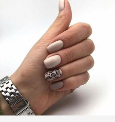 Related posts:Mint, white and silver glitter nailsMilky and silver nails - short. - Related posts:Mint, white and silver glitter nailsMilky and silver nails – shortBlack, white and - Taupe Nails, Pink Nails, My Nails, Silver Nails, Silver Glitter, Red Nail, Stylish Nails, Trendy Nails, Casual Nails