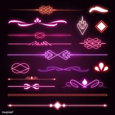 how do html color codes work Pink And Purple Background, Purple Backgrounds, Light Texture Background, Textured Background, Neon Design, Rose Design, Pink Neon Lights, Neon Birthday, Background Patterns