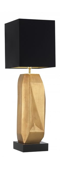 Behrens Gold Leaf Table Lamp - Heathfield & Co Custom Shades, Lamps For Sale, Lighting Manufacturers, Gold Table, Leaf Table, Room Lights, Luxury Furniture, Furniture Ideas, Lamp Design