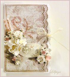 Wild Orchid Crafts: Happy Belated Birthday!