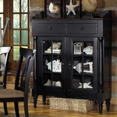 Progressive Furniture Inc. Bourbon Street Curio Server $1089