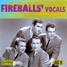 Jimmy Gilmer and the Fireballs - Sugar Shack - 1962