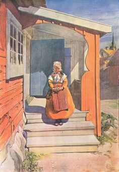 Larsson, Carl: Ännchen
