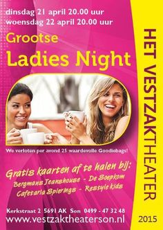 Ladies night Son