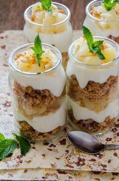 Desert cu ananas și migdale - Din secretele bucătăriei chinezești