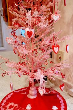 Cute Valentine Tree