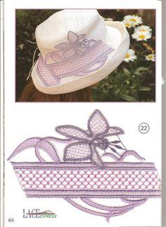 Cinta en sombrero