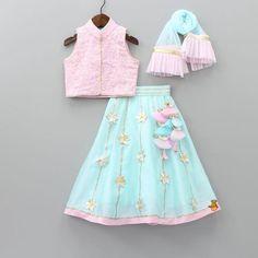 New Ideas Skirt Pattern Sewing Children Baby Girl Party Dresses, Dresses Kids Girl, Kids Outfits, Designer Dresses For Kids, Kids Indian Wear, Kids Ethnic Wear, Kids Frocks, Frocks For Girls, Toddler Fashion
